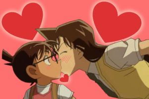 Ran kiss Conan by black4869
