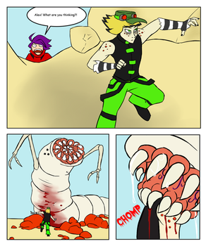 A.L.I.E.N. - Page 35 by FungalZombieX