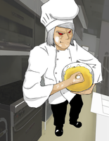League Of Legends - Chef Vladimir by SamaelSebastian