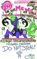 Midnight DevilWitch BlingBling by Yamino