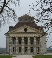 Royal Saltworks at Arc-et-Senans. Director's house by popol-vooch