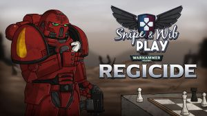 Regicide Title Card by wibblethefish