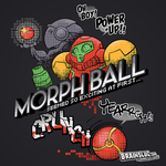 True Facts about the Morph Ball (Metroid) by BrainslugComics
