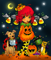 2014 Halloween Contest by Dianabolique