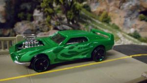 Riveted Green Machine by hankypanky68