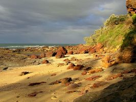 Barlett Beach NSW Australia by Intergrativeone