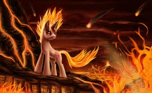 Flame Within by Tsitra360