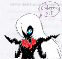 Scribble Darkrai Girl by Stareon