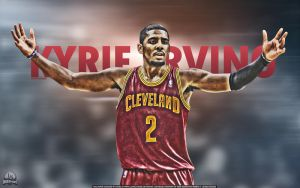 Kyrie Irving Wallpaper by lisong24kobe