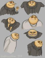 Gru's Part 2 by Windmaedchen