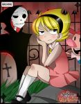 Grim Adventures of Billy and Mandy by Hachine