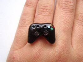 Xbox controller ring by curry-brocoli
