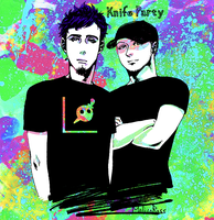 KNIFE PARTY XD by molicoross