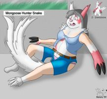 Pokemon Z: Zangoose TF by Banana-of-Doom2000