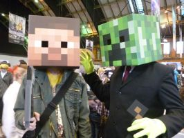 Creepers gonna creep by DreamingOnlyOfYou