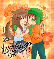 Request ~ For MissBlossomUtonium by ChibiStarProductions