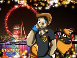 Best Partner Cover - London: Zac and Kefirmon by Bethessa