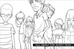 all about the nancy team by nancy0039