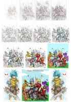 Breath Of Fire + stages+ by SoulSoDeep