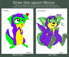 Draw This Again derp by Nopsy