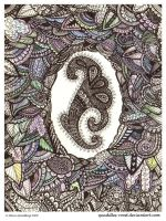 Paisley Dream On by Quaddles-Roost