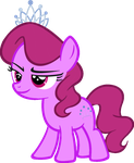 Berry Punch Diamond Tiara by blah23z