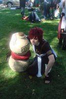 Gaara - 1 by WillowTreeWitch