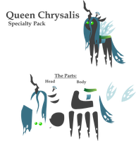 Specialty Pack 11-1 by Zacatron94
