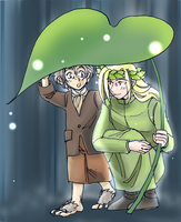 In the Rain by h-muroto