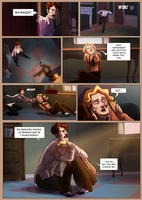 Monsieur Charlatan Page 161 by DrSlug