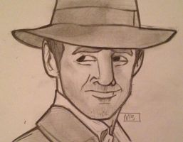 Indiana Jones and the Temple of Doodle by themollyb