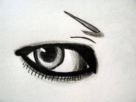 Byou's Eye. by Shidoni-Jeagerjaques
