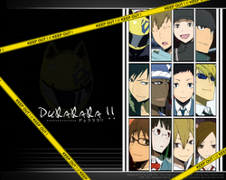 Durarara wallpaper by FST57