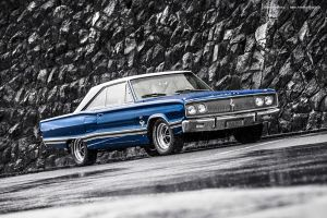1967 Dodge Coronet 500 by AmericanMuscle