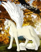 Only the Strong Survive by TehPage