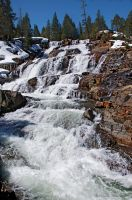 Glen Alpine Falls by Allen59