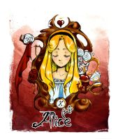 .Alice.dream Color by Kitsune-Megamisama