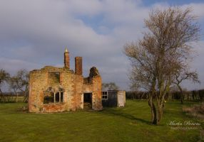 Derelict House by MP-NW-Photography