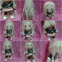 Vocaloid Ia Plush by Piplup501