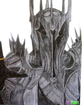 Sauron by xmaybe-memories