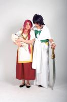 Sinbad's family by Harker-Cosplay