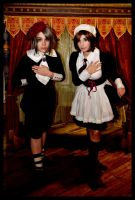 Shannon and Kanon- On Duty by Flanna