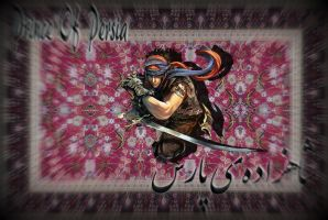 PRINCE OF PERSIA by MeliNaDesigns