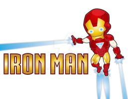 Iron Man by DarthMoll