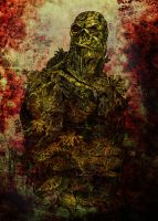 Swampthing by Francundo