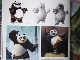 Art of Kung Fu Panda 02 by parka
