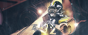 james harrison sig by onemicGfx