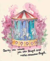 Carousel by Bloodysfish
