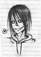 Jeff the Killer 1 by scellocat