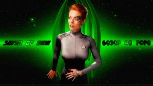 Jeri Ryan Seven of Nine III by Dave-Daring